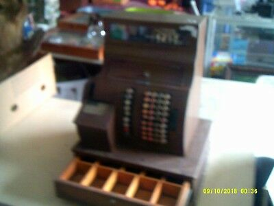 The National Cash Register Company Cash Register NO.4227308 Dated 3-19-1947