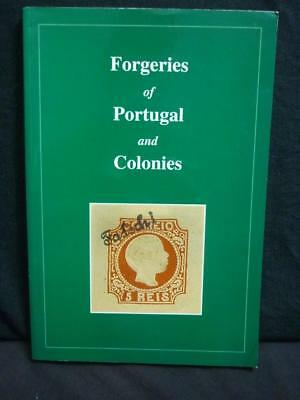 FORGERIES OF PORTUGAL AND COLONIES by D J DAVIES