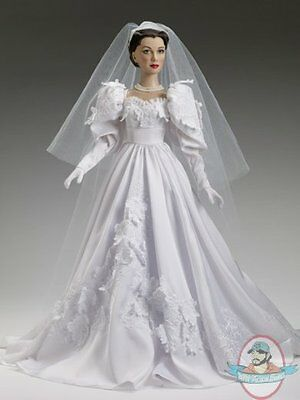"""Gone With The Wind 22"""" Scarlett's Wedding Day Doll by Tonner"""
