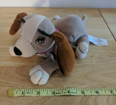 Disney Lady and the Tramp Lady Dog Beanie Plush by Canasa Trading Corp