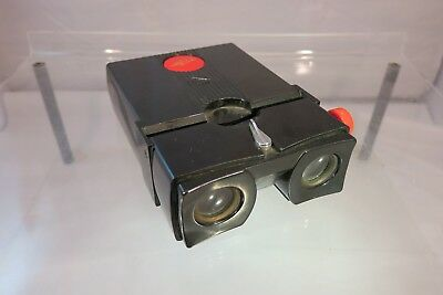 Vintage Realist ST-61 Lighted Stereo Slide Viewer