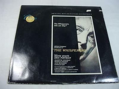 The Whisperers Original Motion Picture Soundtrack - MCA-25041
