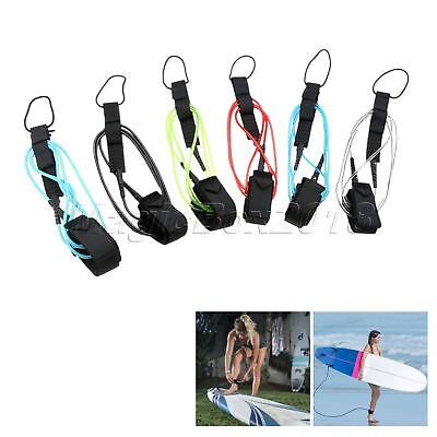 Great Sea Surf String Safe Protect Cord String Surfboard Leash Adjustable Rope