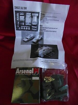 Arsenal..WIESEL DINGO 2A2.. Art.91369.. Resin-Bausatz.. 1:87.. in OVP