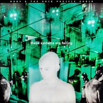 Moby-These Systems Are Failing - Lp VINYL NEU