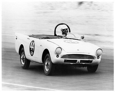 1963 ? Sunbeam Alpine Group 44 Race Car Factory Photo cb1680