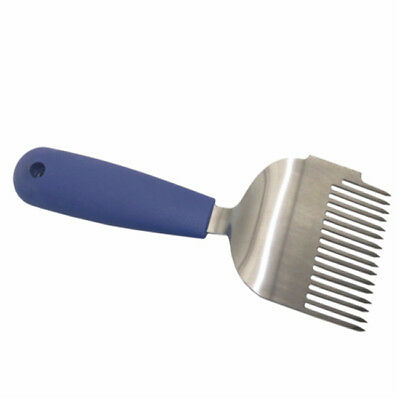 Beekeeping Stainless Steel 16-Pin Honey Comb Tine Uncapping Fork Scratcher D