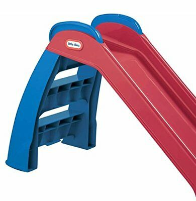 NEW Little Tikes Fade and Break-Resistant First Slide Outside Toy
