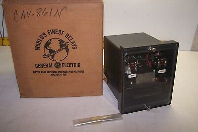 New Ge General Electric Very Inverse Time Overcurrent Relay 12Ifc53Bd1A