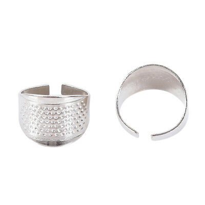 Thimble Ring Household Sewing Finger Protector Quilting Craft Embroidery Tool CB