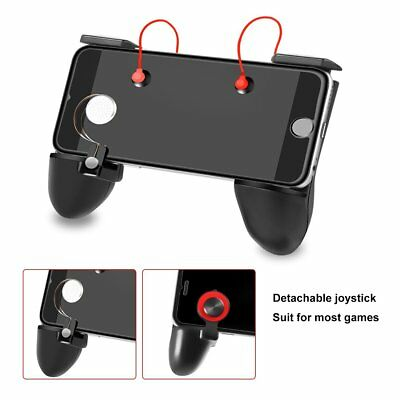 Mobile Game Controller Sensitive Shoot Aim Trigger Fire Buttons Fortnite PUBG