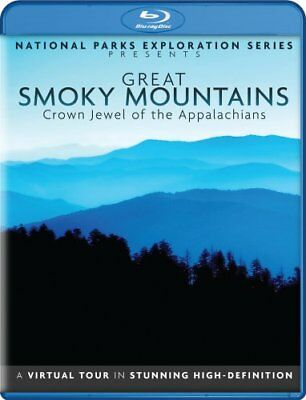 GREAT SMOKY MOUNTAINS CROWN JEWEL OF THE APPALACHIANS New Blu-ray