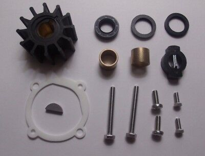 Volvo Penta Raw Water Pump Kit Aq120, 125,131,140,151, & 171 % 1