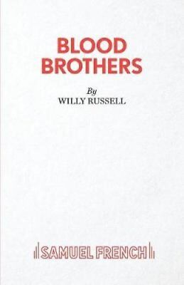 Blood Brothers: A Musical - Book, Music and Lyrics 9780573080647