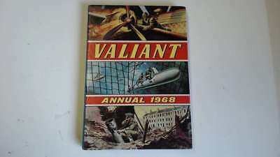 Acceptable - Valiant Annual 1968 - No Author Stated 1967-01-01   IPC