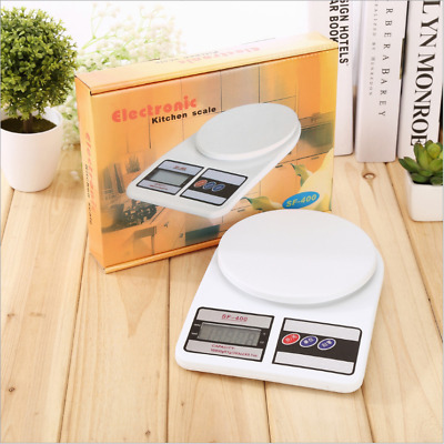 10kg/g Electronic Weight Scale Digital LCD Household Kitchen Scales Food Cooking