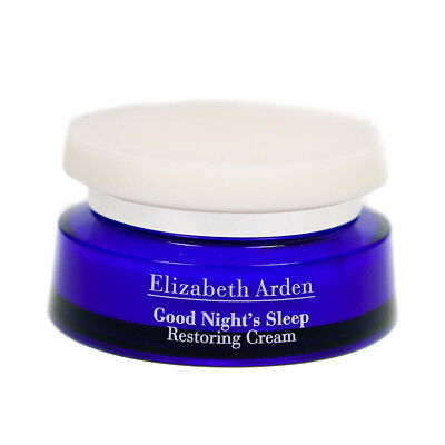 Elizabeth Arden Good Night's Sleep Moisturising Cream 50ml - No Box