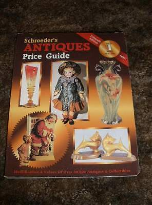 Schroeder's Antiques Price Guide 15th Edition 1997 An Illustrated Value Guide