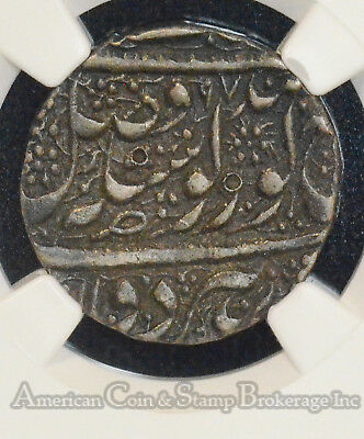 India-Sikh Empire 1 Rupee VS(18)97 (1840) EF Details NGC silver KM#22.1 XF