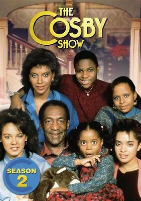 THE COSBY SHOW SEASON 2 Sealed New 2 DVD Set
