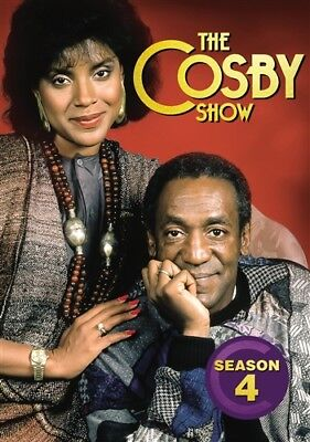 THE COSBY SHOW SEASON 4 Sealed New 2 DVD Set