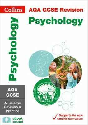 AQA GCSE Psychology All-in-One Revision and Practice (Collins GCSE 9-1...