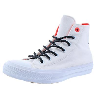 c511036f4 Converse Boys White Fashion Sneakers Shoes 5.5 Medium (D) Big Kid BHFO 4534