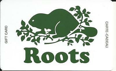 New Roots Mint Gift Card From Canada Bilingual  # 1 No Cash Value