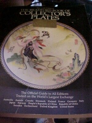 The Bradford Book Of Collectors Plates  Official Guide