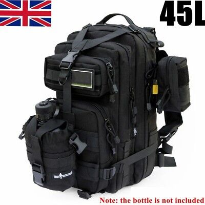 45L Molle Tactical 3 Day Assault Military Rucksack/ Army Backpack /Camping bag