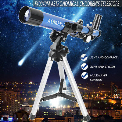 40070 Refractor Astronomical Telescope Optical Prism With Tripod For Beginners