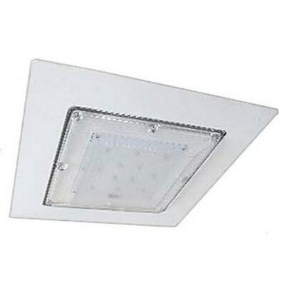 Morris Products 71622 LED Recessed UltraThin Canopy Light - 40 Watts 5000K White