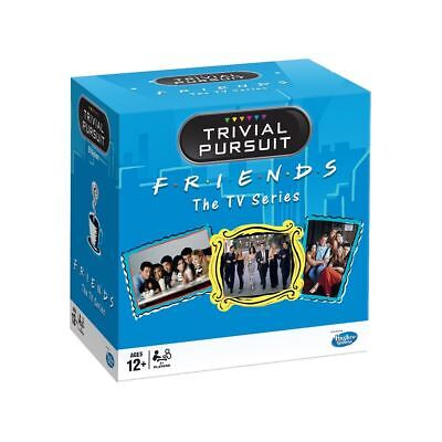 Friends Trivial Pursuit Game With 600 Questions 12 Years +