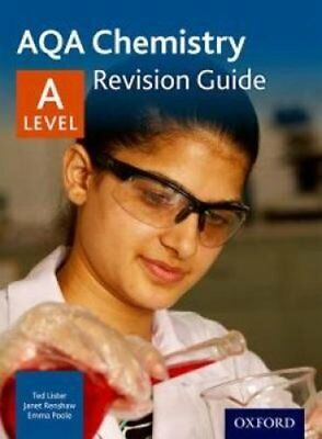 AQA A Level Chemistry Revision Guide by Emma Poole (Paperback, 2017)