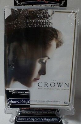 The Crown: Season One-New Dvd! Free Shipping!