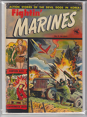 Fightin Marines # 9