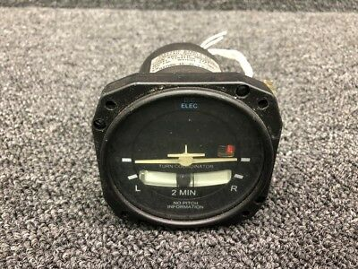 1394T100-7Z Electric Gyro Corp Turn & Slip Indicator (Volts: 12-32)