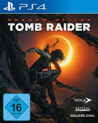 Shadow of the Tomb Raider PS4 Spiel