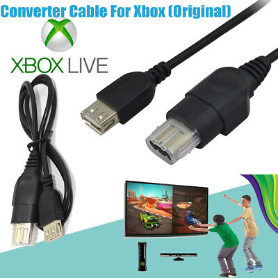 Hellfire Trading Controller to USB Adapter Cable Cord for Xbox (Original)