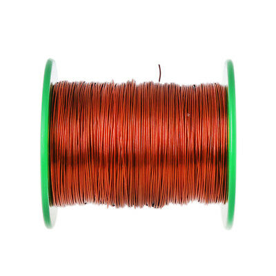 100m 0.2/0.51mm High Temperature Polyester Imide Enameled Copper Wire QZY-2/180