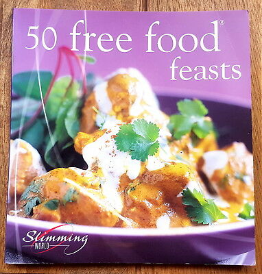 Slimming World 50 Free Food Feasts Soft Cover