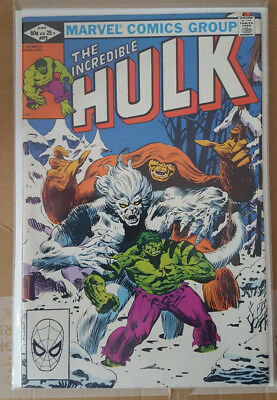 Incredible Hulk # 272, & # 273,  (1982 / Vfn- / Fn+ / 2Nd App. Rocket Raccoon)