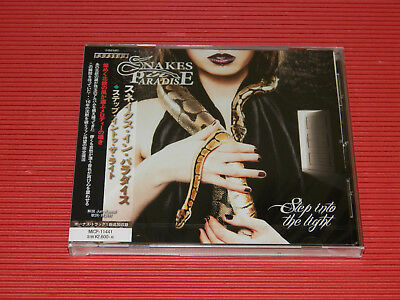2018 Japan Cd Snakes In Paradise Step Into The Light With Bonus Track