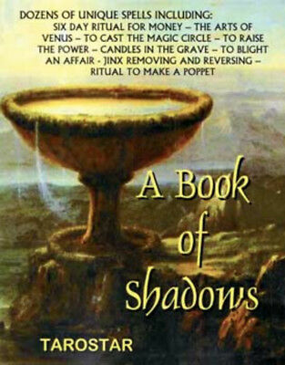 NEW Book of Shadows by Tarostar BBOOSHA1