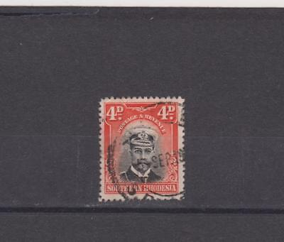 Southern Rhodesia-  Lot 11, Used. Sc# 6.