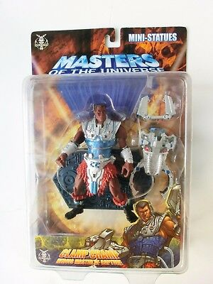 Masters Of The Universe Neca Clamp Champ Action Figur Neu Mosc He Man Horseman