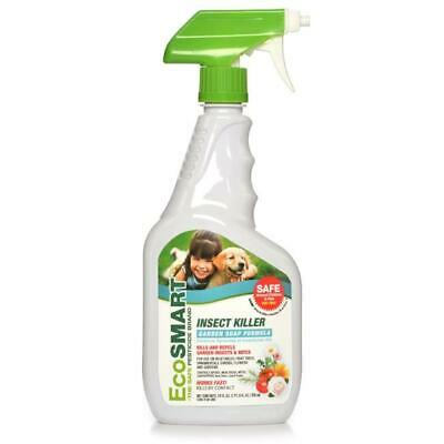 EcoSmart ECSM-33601-06 24 oz Insect Killer-Garden Soap Formula Pack of 6