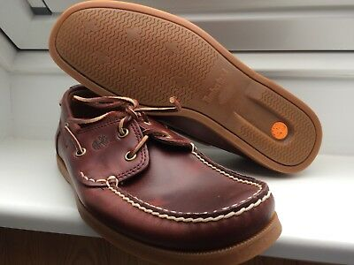 SALE ! TIMBERLAND HERITAGE 2 Eye Boat Shoes Bootsschuhe