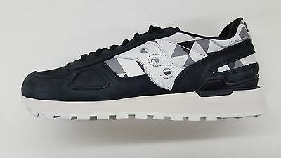 a7fc7b54c86e Saucony Shadow Original School Spirit Black Mens Size Running Sneakers  S70305-2