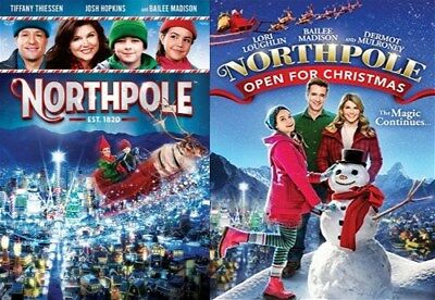 Northpole Open For Christmas.Northpole Northpole Open For Christmas New Dvd Both Hallmark Tv Movies